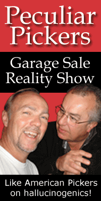 funny web series garage sale videos american pickers
